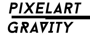 pixelart gravity