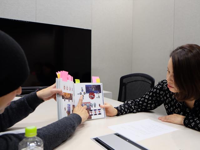 第一弾! スクウェア・エニックス 渋谷員子×ピクセルアーティスト Zennyan ドット絵対談 第三回